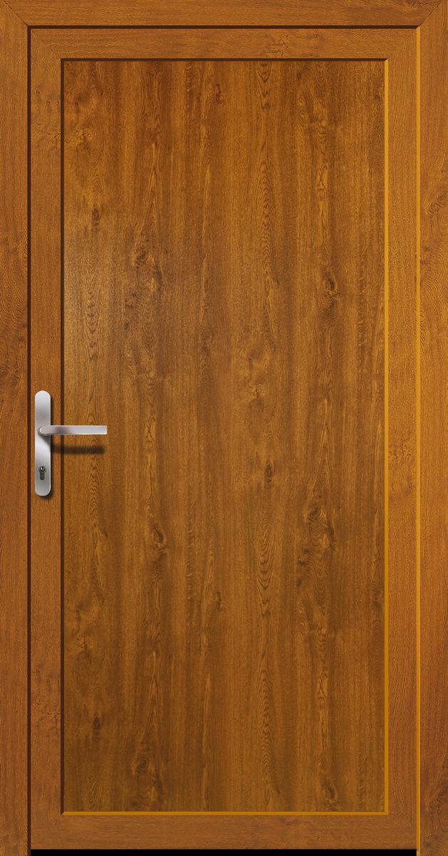 kunststoff nebeneingangst r golden oak doorero k5200h tuerenheld. Black Bedroom Furniture Sets. Home Design Ideas