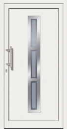 Kunststoffhaust�r SecuDoor Power 10563P-2 Wei�