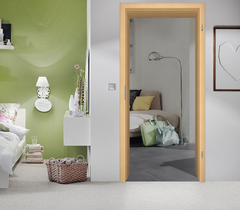 Innentüren mit zarge  Zargen für Innentüren / Zimmertüren - Tuerenheld