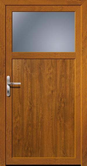 Gut gemocht Nebeneingangstüren aus Kunststoff - Tuerenheld ZE93