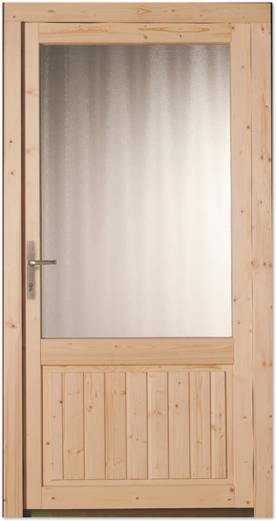 Relativ Nebeneingangstüren aus Holz - Tuerenheld EH62