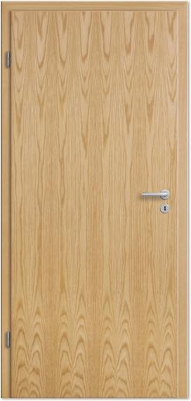 Innentüren eiche  Innentür / Zimmertür Eiche Natur echtholzfurniert - Tuerenheld