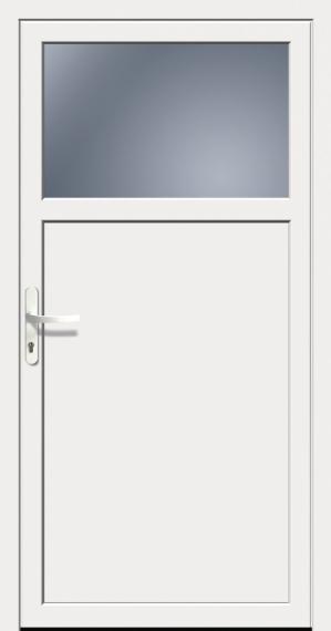 Gut gemocht Nebeneingangstüren aus Kunststoff - Tuerenheld WQ39