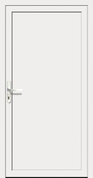 Bevorzugt Nebeneingangstüren aus Kunststoff - Tuerenheld IW03