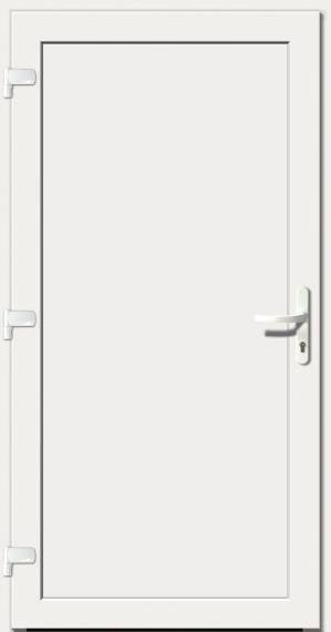 kunststoff nebeneingangst r golden oak doorero k5200h. Black Bedroom Furniture Sets. Home Design Ideas