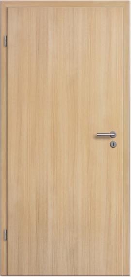 Zimmertür eiche  Innentür / Zimmertür Eiche Roheffekt CPL - Tuerenheld