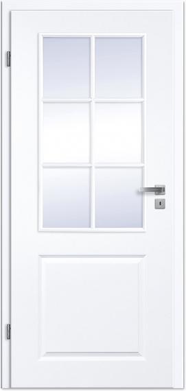 Top Weißlack Zimmertüren - Tuerenheld JX07