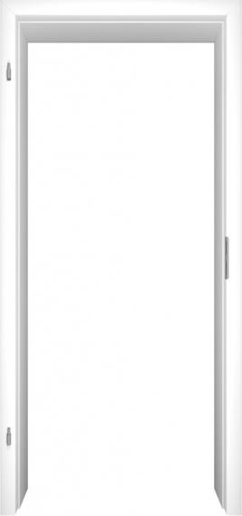 Super Zargen für Innentüren / Zimmertüren weiß - Tuerenheld YO37