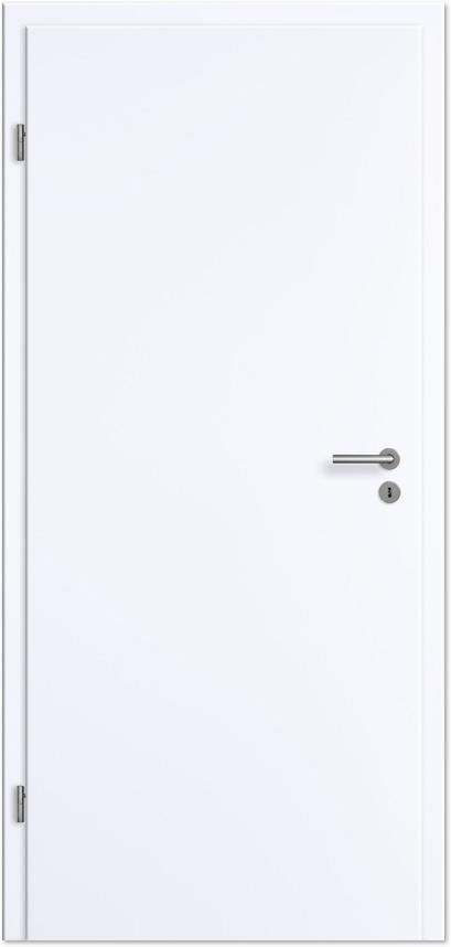 Zimmertür weißlack  Innentür / Zimmertür Weißlack - Tuerenheld