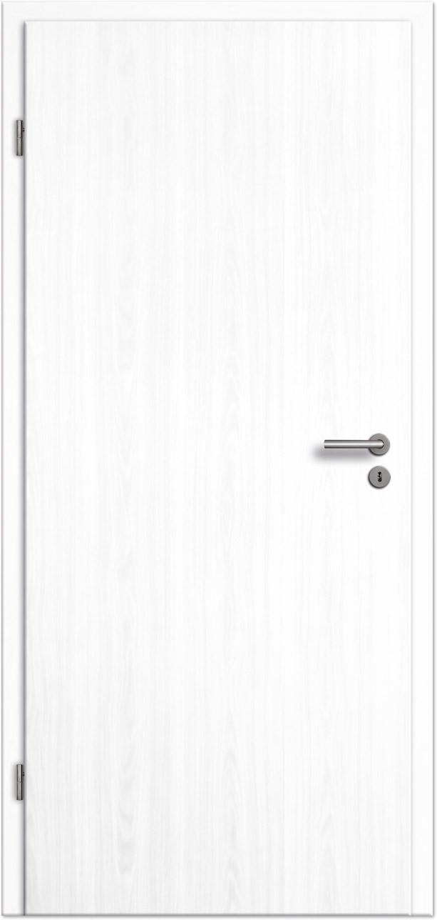 Hervorragend Innentür-Komplettelement CPL Esche weiß - Tuerenheld CS85