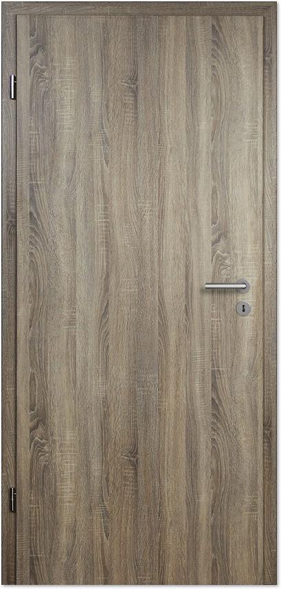 Innentüren eiche  CPL Holzoptik Zimmertüren in Längsoptik - Tuerenheld
