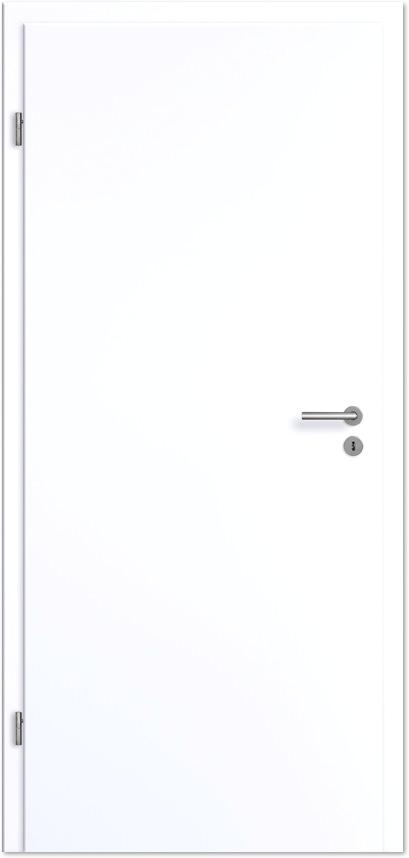 Hervorragend Innentür / Zimmertür Uniweiß CPL - Tuerenheld BN71