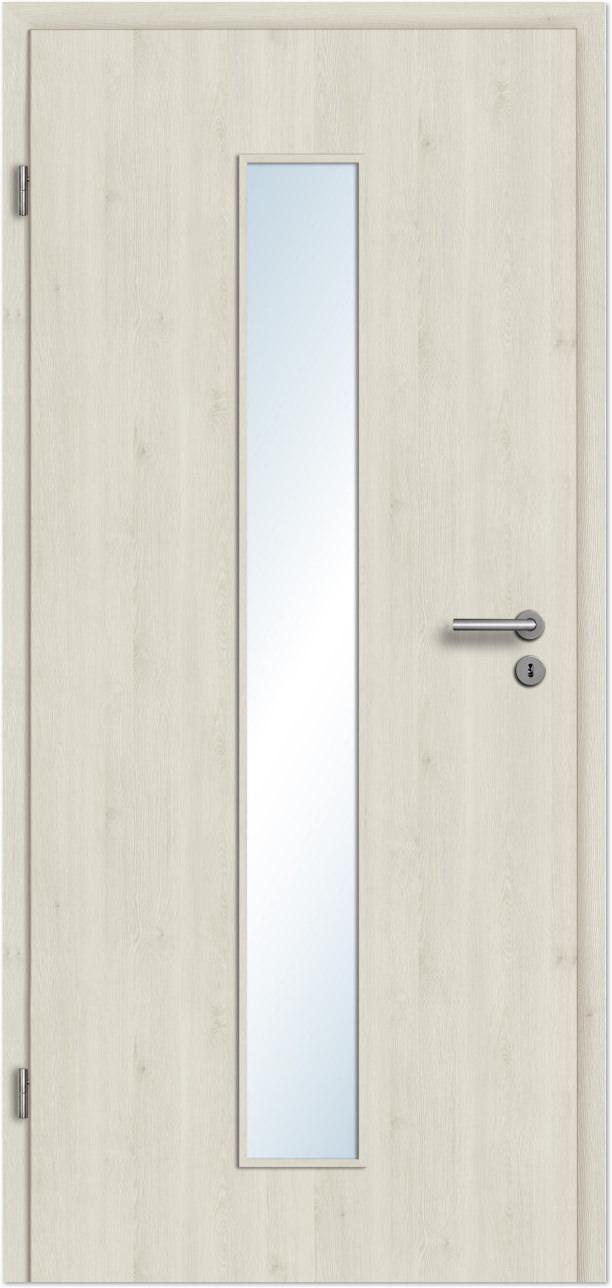 innent r zimmert r pinie pearl cpl mit schmalem lichtausschnitt tuerenheld. Black Bedroom Furniture Sets. Home Design Ideas