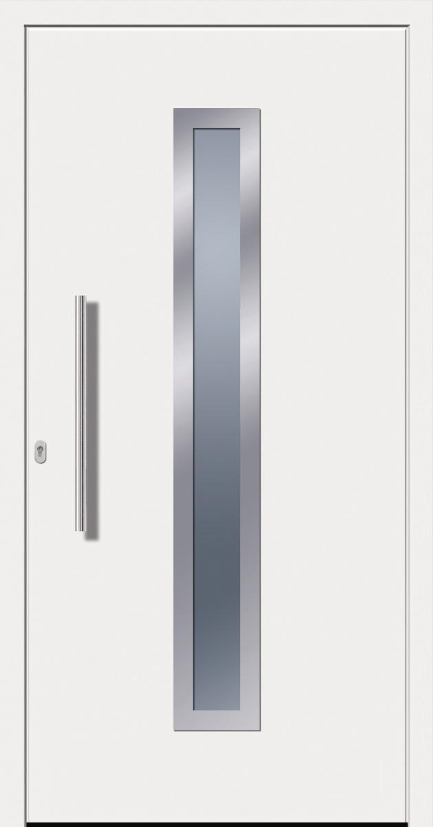 kunststoffhaust r secudoor design 10840gd wei tuerenheld. Black Bedroom Furniture Sets. Home Design Ideas