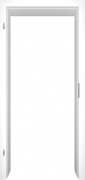 Zimmertüren weiß mit zarge  Zargen für Innentüren / Zimmertüren weiß - Tuerenheld
